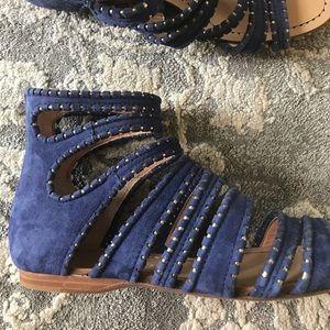 Sigerson Morrison Shoes - Sigerson Morrison Gladiator Sandal • sz 7.5